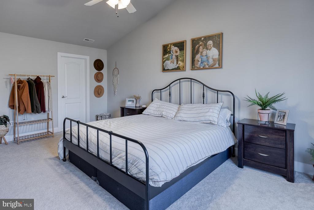 Primary Bedroom - 151 WOOD LANDING RD, FREDERICKSBURG