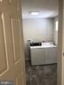 Lower lv Laundry room - 2812 ABINGDON #A, ARLINGTON