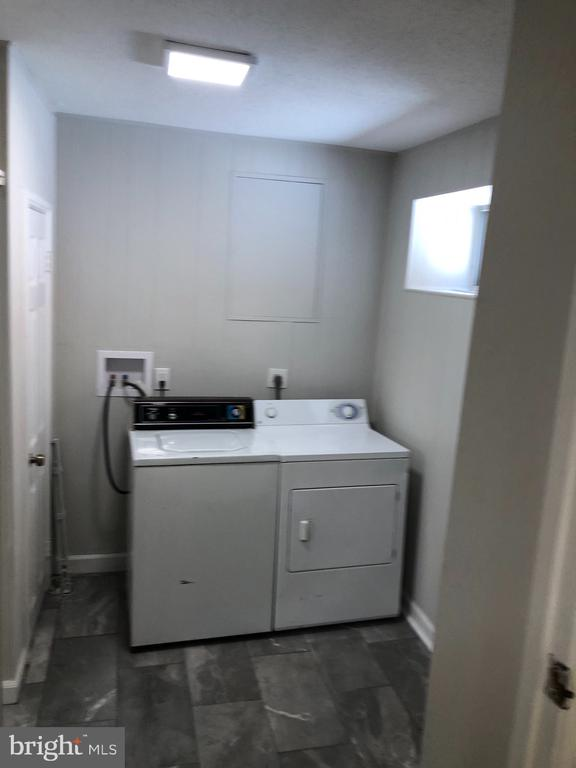 Laundry room - 2812 ABINGDON #A, ARLINGTON