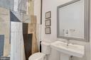 Half Bath - 43475 CROSON LN, ASHBURN