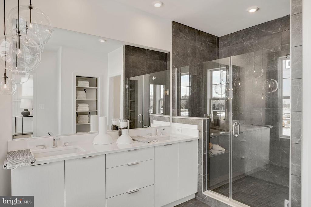 Primary Bath - 43475 CROSON LN, ASHBURN