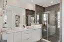 Primary Bath - 43475 CROSON LN, ASHBURN