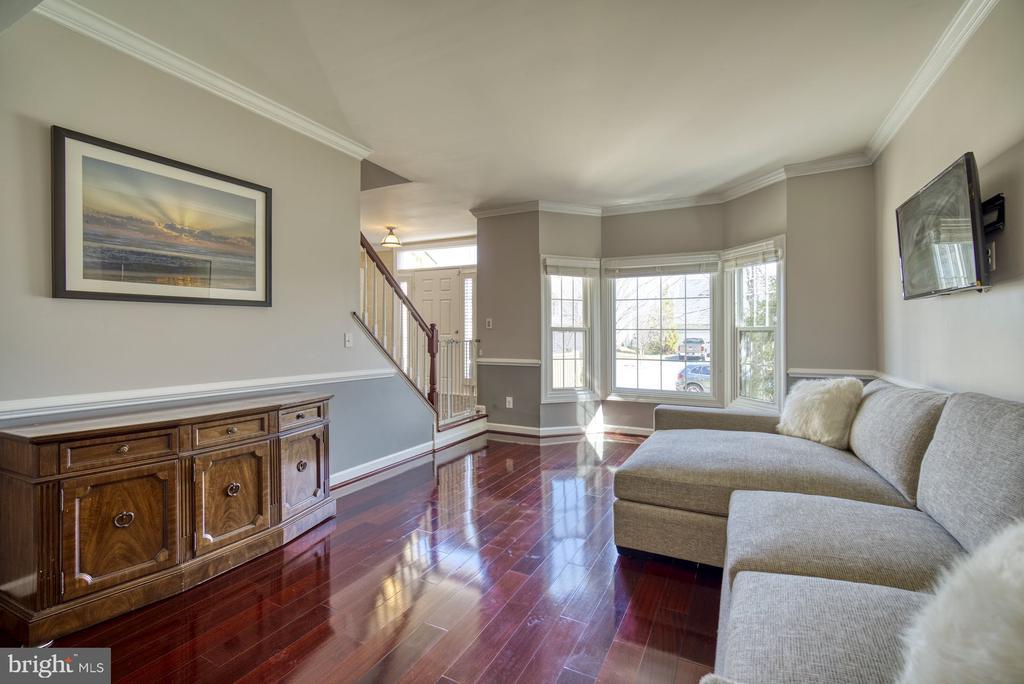 Light Filled Living Room - 43936 BRUCETON MILLS CIR, ASHBURN
