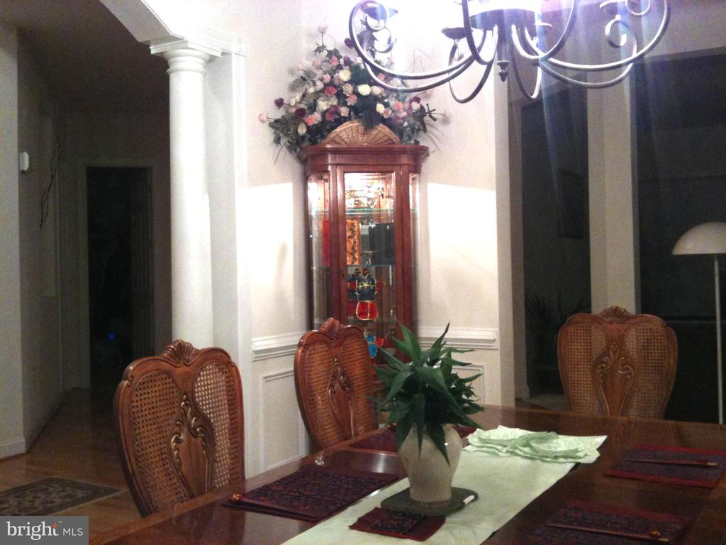 Dinner Room - 201 GREENHOW CT SE, LEESBURG