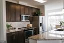 Stainless Steal Appliances - 9450 SILVER KING CT #203, FAIRFAX