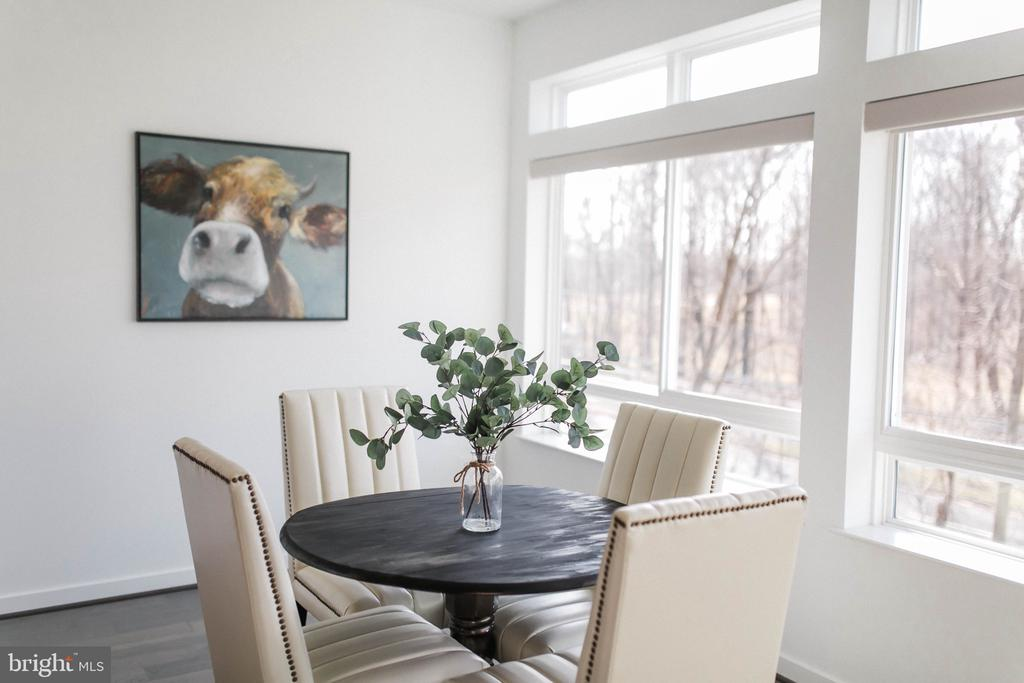 Dining Room - 9450 SILVER KING CT #203, FAIRFAX