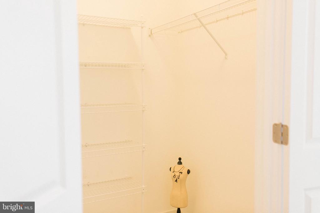 Walk in Closet - 9450 SILVER KING CT #203, FAIRFAX