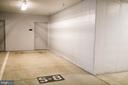 Garage Space & Storage unit - 9450 SILVER KING CT #203, FAIRFAX