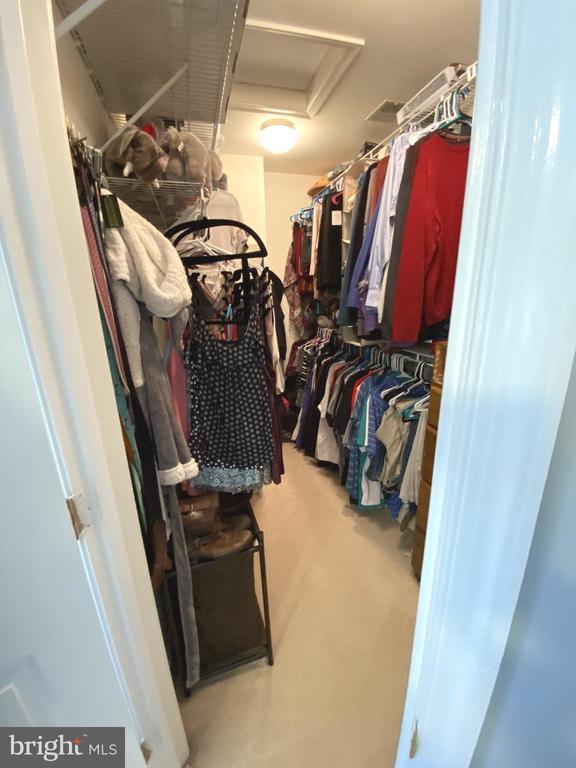 Huge Walk In Closet - 14103 RED ROCK CT, GAINESVILLE