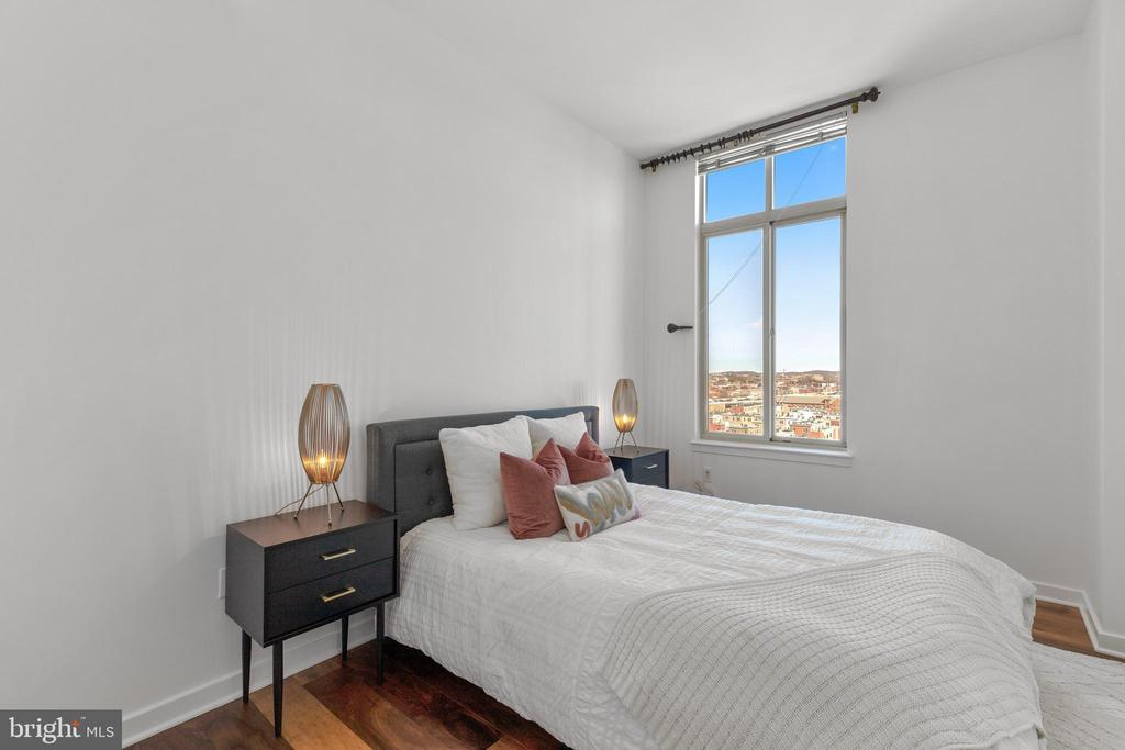 Second bedroom - 1000 NEW JERSEY AVE SE #PH-19, WASHINGTON