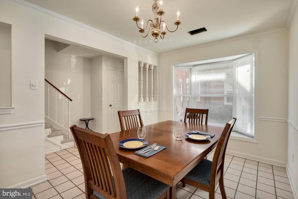Dining Room - 1132 N TAYLOR ST, ARLINGTON