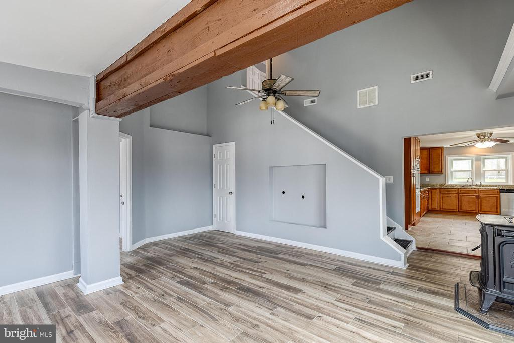 Enter into a comfortable living space - 9011 BACKLICK RD, FORT BELVOIR
