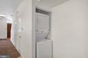 Washer/Dryer - 1911 9 1/2 ST NW, WASHINGTON