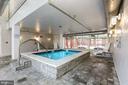 In-door hot tub - 1000 NEW JERSEY AVE SE #PH-19, WASHINGTON