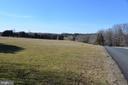 Back yard - 43 MONROE FARM RD, FREDERICKSBURG