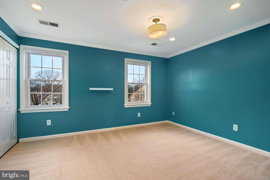 Second Bedroom - 6703 WASHINGTON BLVD #F, ARLINGTON