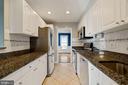 Kitchen - 6703 WASHINGTON BLVD #F, ARLINGTON