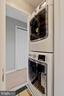 Upper level laundry - 6703 WASHINGTON BLVD #F, ARLINGTON