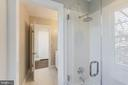 Remodeled Bath (Middle Level) - 214 N COLUMBUS ST, ALEXANDRIA
