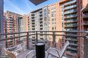Enjoy morning & evenings on your private balcony - 1025 1ST ST SE #801, WASHINGTON