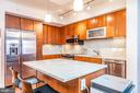 Stunning Granite Counters and matching Backsplash - 1025 1ST ST SE #801, WASHINGTON