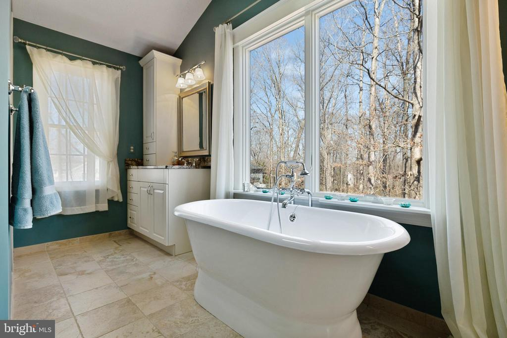Stand Alone Tub & Upgraded Dual Vanities - 16 STAFFORD CT, STERLING