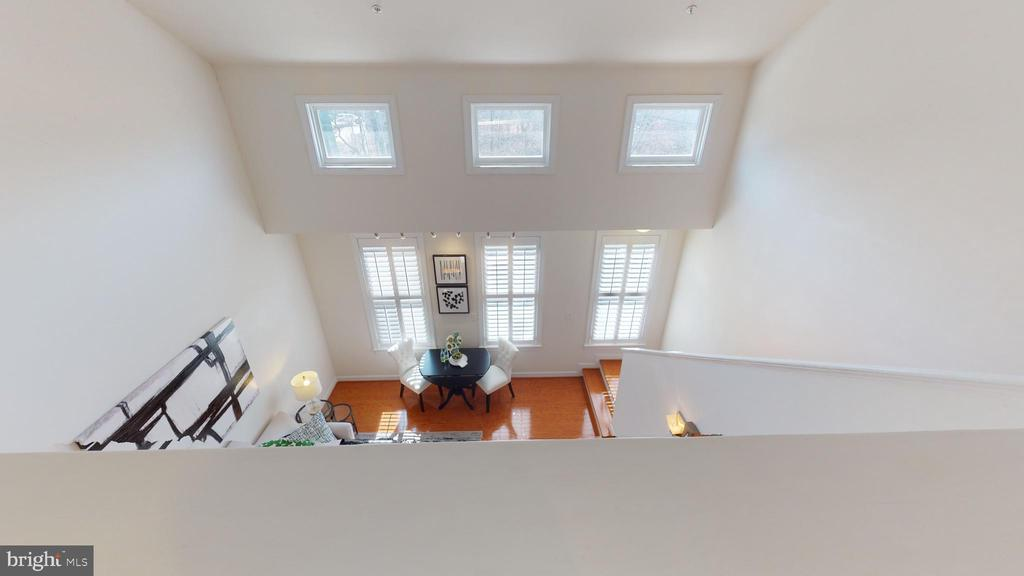 View from Loft - 35 E ALL SAINTS ST #319, FREDERICK