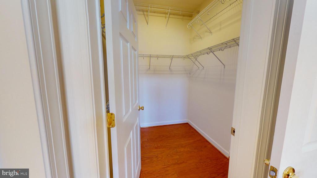 Walk in closet - 35 E ALL SAINTS ST #319, FREDERICK