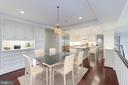 Breakfast nook off kitchen - 1200 N NASH #544, ARLINGTON