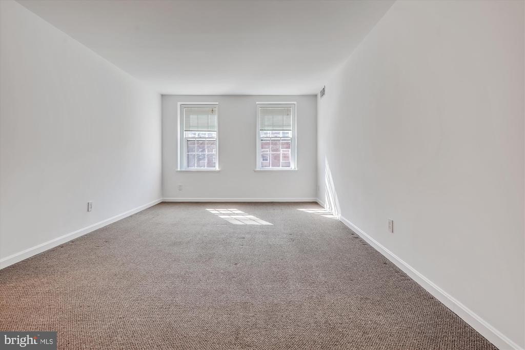 Living Room - 3640 39TH ST NW #D526, WASHINGTON