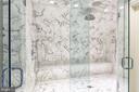 Primary Bathroom - 8548-A GEORGETOWN PIKE, MCLEAN