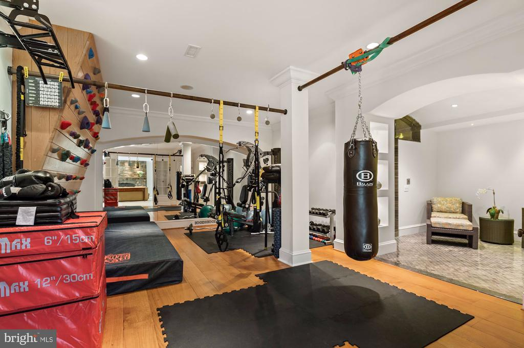 Fitness Room - 825 CLINTON PL, MCLEAN