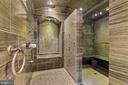 Shower with Steam Room - 825 CLINTON PL, MCLEAN