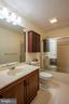 2nd full bathroom upper level - 4712 BRIGGSWOOD CT, FREDERICK