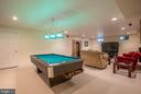 Lower level Pic 1 - 4712 BRIGGSWOOD CT, FREDERICK