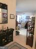 Previously elegantly furnished entry - 19365 CYPRESS RIDGE TER #416, LEESBURG