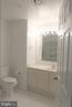 En-suite full Bathroom - 19365 CYPRESS RIDGE TER #416, LEESBURG