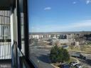 What a fabulous VIEW from the 4th floor - 19365 CYPRESS RIDGE TER #416, LEESBURG