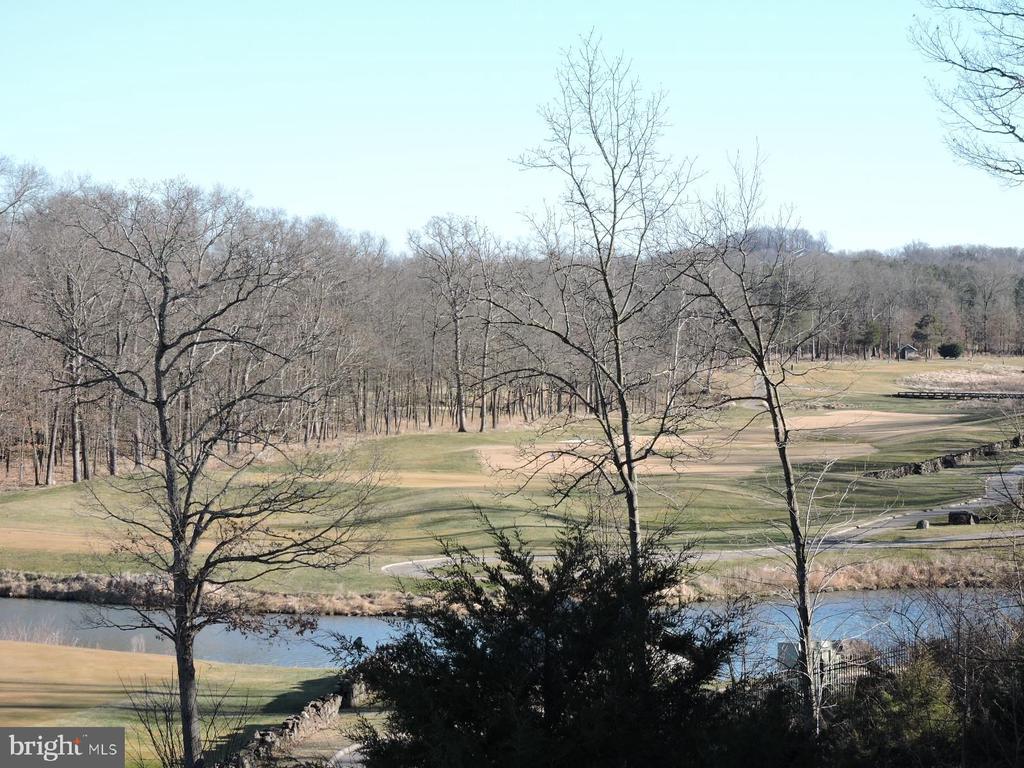 Neighboring golf course view - 19365 CYPRESS RIDGE TER #416, LEESBURG