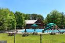 Burke Centre offers 5 pools - 6302 KNOLLS POND LN, FAIRFAX STATION