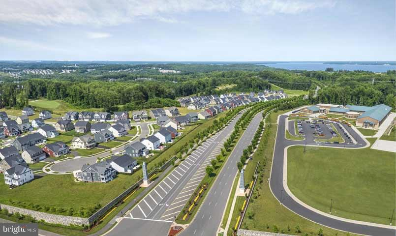 Potomac Shores Community Aerial View - 17243 MISS PACKARD CT, DUMFRIES