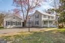 Side view of home - 6407 PLANK RD, FREDERICKSBURG