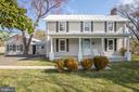 front view of home - 6407 PLANK RD, FREDERICKSBURG