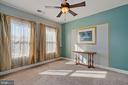 Secondary Bedroom Upper Level (Front of the Home) - 22522 WILDERNESS ACRES CIR, LEESBURG