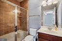 Hall Bathroom - 22522 WILDERNESS ACRES CIR, LEESBURG