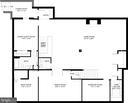 Lower Level Basic Detail Plan - 6723 VALLEY BROOK DR, FALLS CHURCH