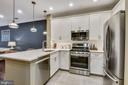 Beautifully upgraded kitchen - 12000 MARKET ST #169, RESTON