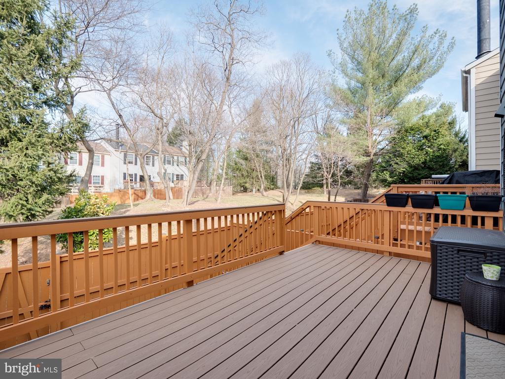 Trex Deck - 1677 BAYFIELD WAY, RESTON