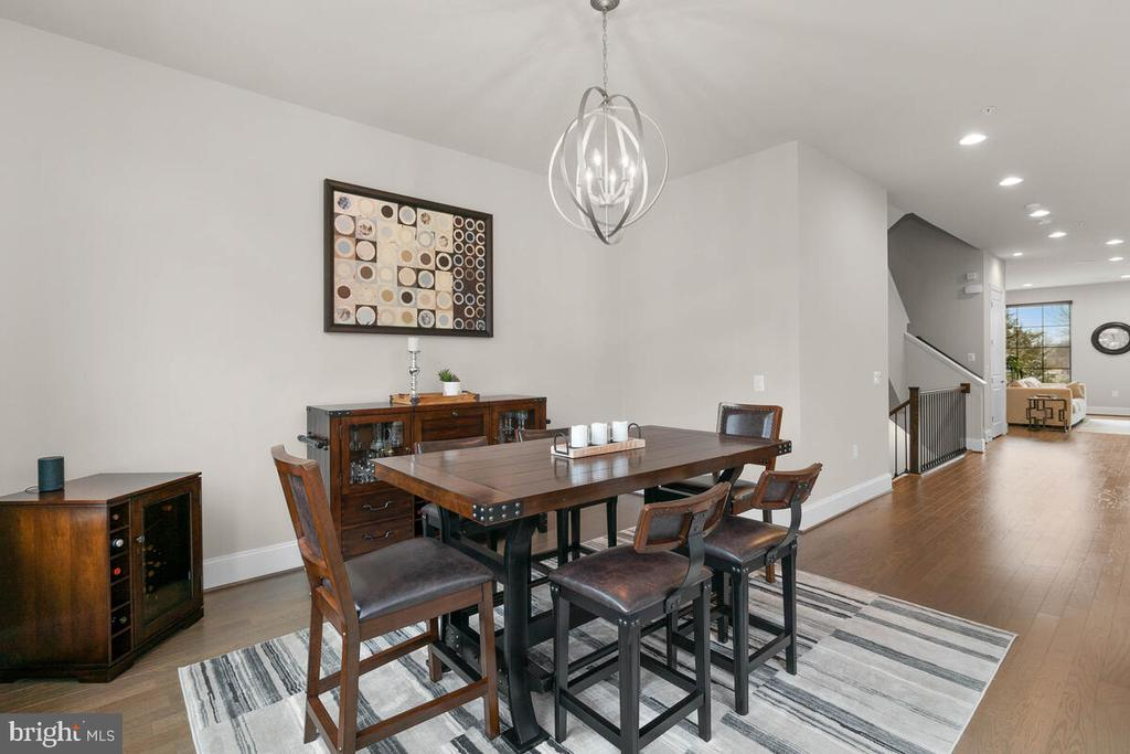 Dining Room, Level 2 - 20444 NORTHPARK DR, ASHBURN