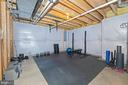 Awesome workout space or finish it! - 6803 REHNQUIST CT, NEW MARKET